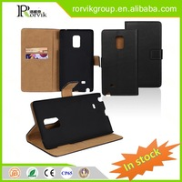 standing holster combo phone case leather with great price for Samsung N9150