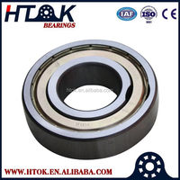 deep groove structure mini ball bearing for toy 6002 rs