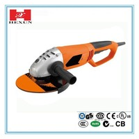 9 Inch 230mm 220V Dry Electric Angle Grinder