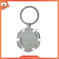 High Quality New Design royal enfield made like a gun brass key chain