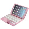 2015 Super Sale Stand keyboard Leather Case For ipad mini 3 case