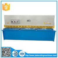 hydraulic guillotine shear QC12Y-50X3200,HARD PLATE SHAPE CUTTING,metal sheets cutter guillotine