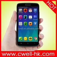 cheap big screen android phone Lenovo A399 5 Inch IPS MTK6582 Quad Core 512MB 4GB Wifi Bluetooth Dual SIM Unlocked