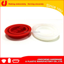 China factory directly sell 68mm plastic bottle cover for oil can