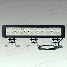 72W LED bar light 12v led car tuning light super bright 4x4 car accessory
