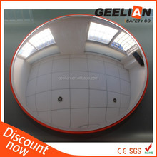 New Convex Mirror for traffic/convex mirror on road/plastic traffic barrier