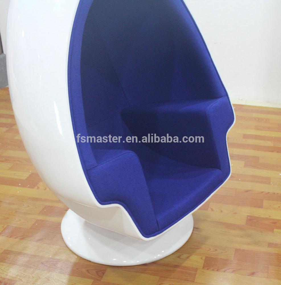 Top quality fiberglass speaker egg shaped chair buy egg shaped chair fiberglass egg shaped - Fiberglass egg chair ...