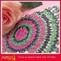 Latest ACG Rose Pink Metallic sequin table cloth,elegant wedding blackout fabric hotel curtain office curtain
