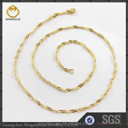Hot sale new gold chain design for men