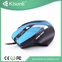 Best Selling Computer Mouse 6D Optical USB Wired Mini Mouse In Factory Price