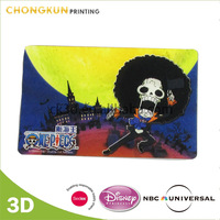 Custom 3D Lenticular Wow Animation Trading Game Card