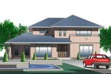Qualified low price prefabricated house light steel villa with most CE certificates