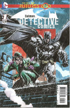 3-d futures end batman detective comics 1 and 150 other comics