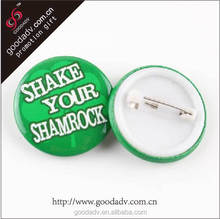 Guangzhou Most Popular Promotional gifts Print Plastic Badges