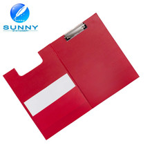 2015 hot selling Double side clipboard with pocket for outdoor use