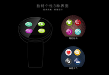 DM360 smart healt monitor wrist watch smart watch moto 360