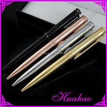 Promotional gift luxury ballpen wholesale custom ballpoint pens manufacture bulk buy from china