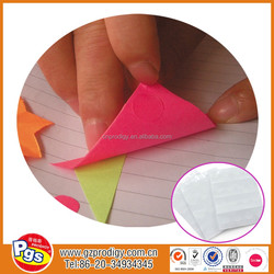 Customized design and Self-Adhesive,Eco-Friendly Feature sticky dots