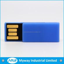 cute clip usb flash memory 1GB custom USB stick / usb pendrive for hot wholesale