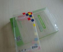 0.3-0.5C pvc packing box maker, plastic box for packaging