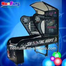 Indoor Arcade Hoops Cabinet Basketball Game/extreme Hoops Play Land Basketball Machine