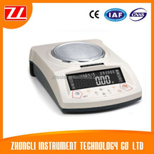 Precision electric analytical balance weight scales