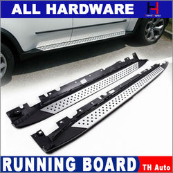 Stainless steel side step running board for BMW E70 2007-2013 Auto Accessories