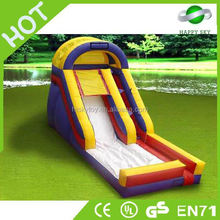 Funny residential pool slides,water slides and bouncers,inflatable crocodile slide