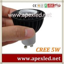 indoor 5w led spotlight spot lamp
