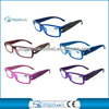 Fashion LED light reading glasses,plastic LED reading glasses,CE/FDA certification(BRP2421)