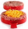 Mini plastic burger press& Meat Patty Press mould Maker Hamburg Maker