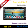 Car pc android dvd For VW PASSAT B5 car dvd player gps touchscreen bluetooth,DVD,Quad-core