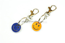High-quality metal crafts gifts of Custom Letters decoration Keychain