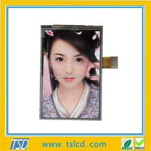 3.5 tft lcd 320x480 with 12 o'clock viewing angle lcd with touch panel
