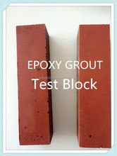 high strength epoxied grout solid epoxy resin for repairment of concrete or equipment base