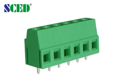 terminal block connector Pitch 3.5mm PCB Terminal blocks 300V 10A 2P - 28P Available