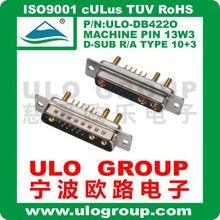 Green dvi to d-sub connector