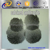 calcined anthracite coal FC98% Carbon Raiser For Sale