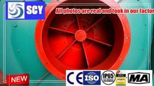 abrasion resistant thermal power centrifugal fan