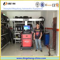 China cheap vehicle equipment CE wheel alignment