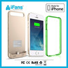 External Backup Battery Charger Case for iPhone 5 5s,Mobile Phone Case for Apple iPhone 5