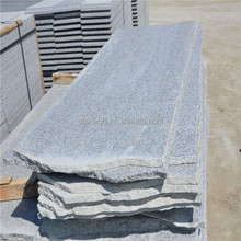 excellent quality g341 grey exotic granite slabs with free sample