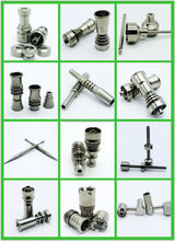 6 in 1 domelless nail titanium standard fitting titanium medical nail