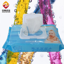 Serena Ocean RO Water Sweet Care for Baby Wet Wipes with White Lid 80 pcs