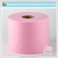 Hot Sale Anti-bacterial Silver Nanoparticles SGS Tested SSS Non Woven Fabric