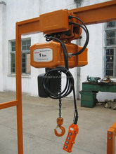 kito electric chain hoist cargo lifting equipment electric mini crane, made in China manufacturer alibaba china supplier
