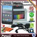 2013 bajo precio superior 10 mtk6589m androide teléfono de cuádruple núcleo