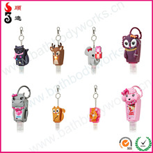 bath and body works glitter hand sanitizer holders for wedding gifts