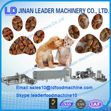 China supplier for Dry Dog food/Cat food/Fish food Processing Machinery My Skype: leaderfoodmachine10