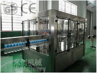 MIC-18-18-6 machinery automatic used mineral water bottle filling machines for 8000BPH with CE